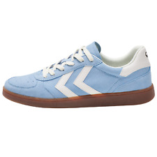 Hummel Victory Low Indoor Sneaker Turnschuhe Sportschuhe blau 206058 8604 SALE