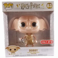 New Funko Pop Harry Potter Dobby #63 10 inch Target Exclusive New In Hand