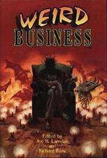 Weird Business Graphic Novel Short Stories Joe Lansdale Robert Block Poppy Brite