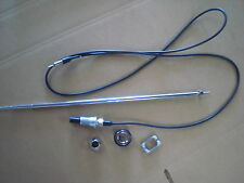1964,1965,1966 Chevelle,El Camino NEW REPRODUCTION fender antenna (CORRECT ONE)