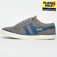 Gola Classics Comet Men's Casual Retro Plimsol Fashion Trainers Grey