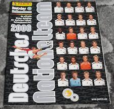 Deutsches Nationalteam 2006  Leeralbum wie abgebildet  rar Panini