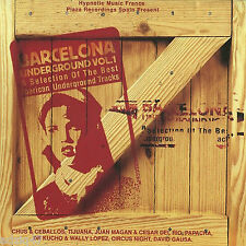 2 CD BARCELONA UNDERGROUND VOL 1 A SELECTION OF THE BEST TRACKS
