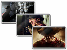 FREDDY KRUEGER NIGHTMARE ON ELM STREET Horror Movie Quality Fridge Magnet