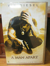 Vintage A man Apart Vin Diesel movie poster 2003 197