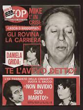 STOP 1596/1979 MARILYN MONROE VIRDIS EASTWOOD RUGBY CALCIO TORINO GIGI RADICE