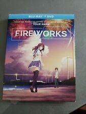 FIREWORKS (BLU-RAY DVD). New.W/ SlipCover