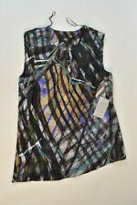 NEW Hugo Boss 100% Silk Sleeveless Top, Size 4