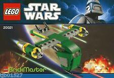 Lego Star Wars Bounty Hunter Assault Gunship 20021 Polybag BNIP
