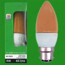 Conical/Candelabra/Candle 4W Light Bulbs