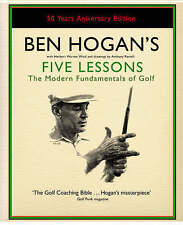 Ben Hogan's Five Lessons: The Modern Fundamentals of Golf, Very Good Condition B