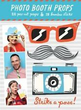 Strike a Pose Photobooth Props: By Galison