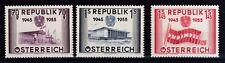 Österreich 1955 postfrisch MiNr. 1012-1016  Wiederherstellung der Unabhängigkeit