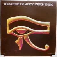 The Sisters Of Mercy + CD + Vision Thing + 8 starke Songs Rock + Special Edition