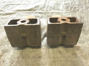 1998 Dodge Ram 2500 4X4 5 Inch  Rear Axle Spacers Left and Right.