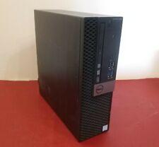 PC DELL OptiPlex 5050, CPU i7 7700, 8GB, 500GB HDD, Windows 10, Small Desktop