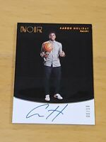 2018-19 Panini Noir Aaron Holiday RC Signatures Gold SSP /10 Auto Rookie!!!