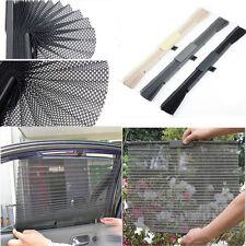 Auto Retractable Car Curtain Side Window Shade Windshield Sunshade Shield Visor