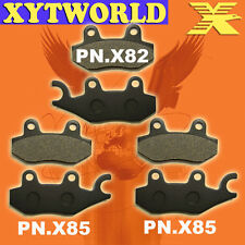 Front Rear Brake Pads for HYOSUNG MS3 (125cc) 2007-2009