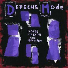 Depeche Mode - Depeche Mode : Songs of Faith & Devotion [New CD] UK - Import