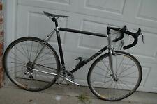 Trek 2500 carbon frame, 57 cm, Dura Ace, Mavic Aksium wheels, Cinelli bar & stem