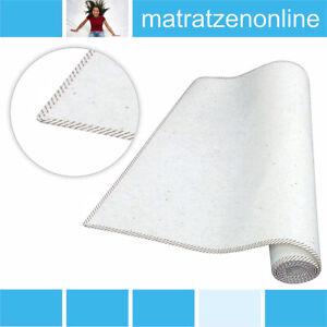 Matratzenschoner Matratzenunterlage Lattenrostauflage Filzschoner