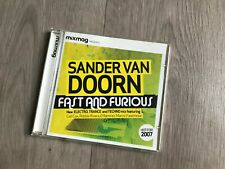 Sander Van Doorn - Fast And Furious   CD 2007 House, Techno, Electro, Trance