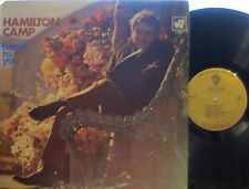Hamilton (Bob) Camp - Here's to You (gold W.B. 1737) Van Dyke Parks,Dick Rosmini