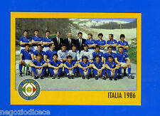 [GCG] AZZURRI CON IP - Merlin - Figurina-Sticker n.- ITALIA 1986 -New