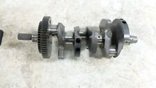 13 Triumph 1050 Speed Triple engine crank shaft crankshaft