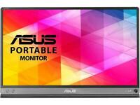 "ASUS ZenScreen MB16AC Dark Gray 15.6"" 5ms Widescreen LED Backlight Monitor"