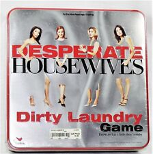 New Sealed Desperate Housewives Dirty Laundry Adult Party Game Collector's Tin