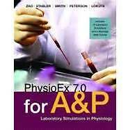 Physioex 7.0 for Anatomy and Physiology: Laboratory Simulations in Physiology