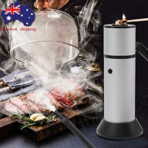 Portable Food Smoker Gun Smoke Infuser Smoking Meat Hand Held For Cooking BBQ