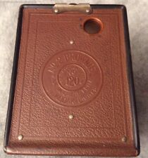 Rare Brown Coloured Vintage Kodak No2 Model F (1929-31) UK Made Great Condition