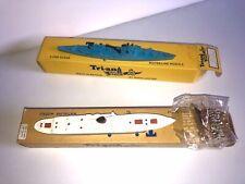 Tri-Ang Metal Ships w/Boxes Waterline Models Swiftsure M761 Fort Brisbane 716