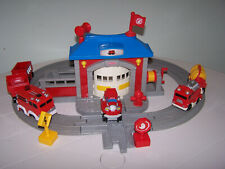 Geotrax Rapid Rescue Fire Squad & Rapid Response Fire Station Parts Accessories