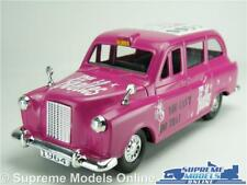 THE BEATLES CAN'T BUY ME LOVE LONDON TAXI MODEL CAR 1:36 ALBUM FUN FACTORY K8Q