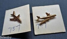 Vintage BOEING AIRPLANES PIN PINBACK BUTTONS