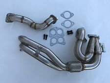 1320 Performance FRS BRZ 2013+ UEL RACE V2 HEADER & 54mm overpipe