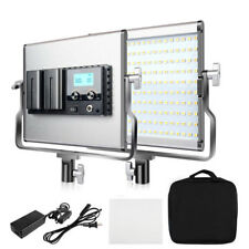 TRAVOR Dimmable Bi-color LED Video Light  Shooting Studio Photograph Light Panel