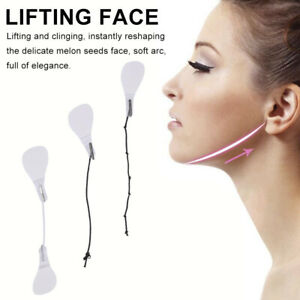 40PCS Face Lift Stickers Instant Face Neck and Eye V Shape Tape Anti Wrinkle