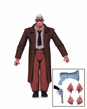 "2016 DC BATMAN ANIMATED SERIES #23 COMMISSIONER GORDON 6"" ACTION FIGURES MIP"