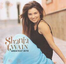 Shania Twain-GREATEST HITS-CD NUOVO migliore nel gonna getcha Good