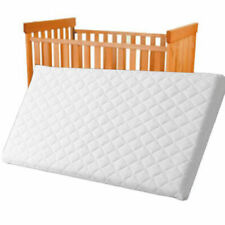 CRIB BABY QUILTED & BREATHABLE CRADLE SWING PRAM COT MATTRESS ALL SIZE AVAILABLE