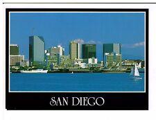 Postcard: San Diego Skyline, California, USA