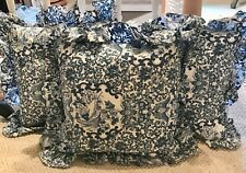 Htf Ralph Lauren Home Porcelain Throw Pillow(1) (3 Avail)