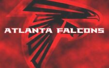 Atlanta Falcons Flag Banner NEW LARGE 3 X 5 Man Cave FAST SHIPPING USA