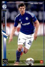 Panini (Japan/Bandai) Football 2015 (PFL14) Klaas-Jan Huntelaar Schalke 04 #78