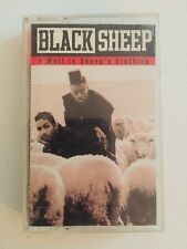 Black Sheep - A Wolf in Sheep's Clothing Cassette (Hip-Hop/Rap)